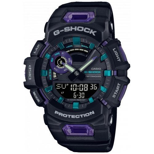 Casio G-Shock GBA900 lila