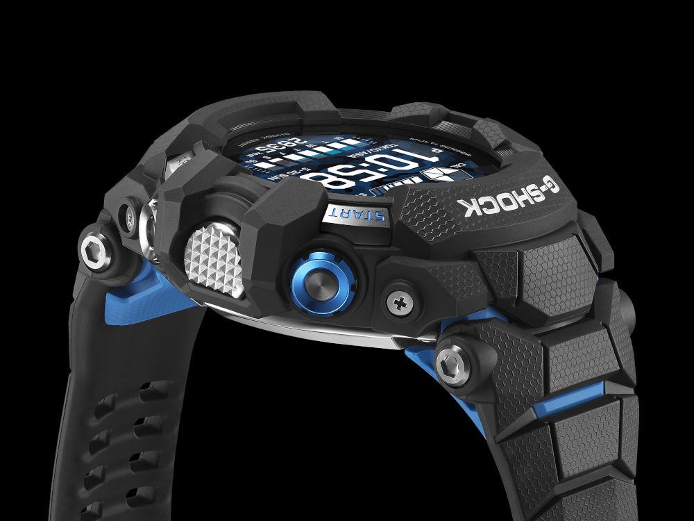 Casio G-Shock Smartwatch GSW-H1000