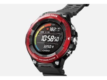 Casio Pro Trek WSD-F21HR Smartwatch