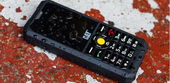 Cat Phones Cat B30