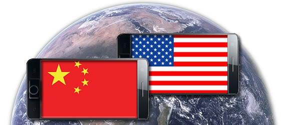 China vor USA
