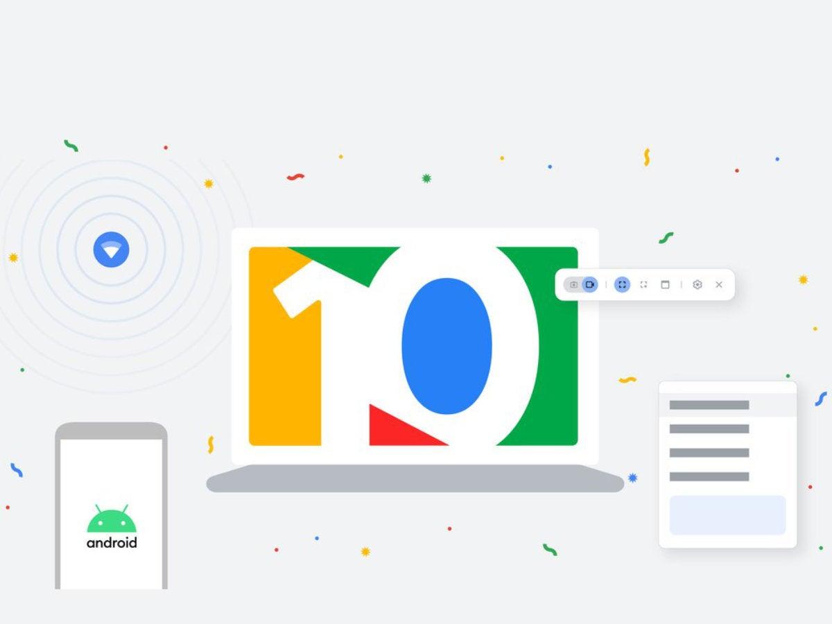 10 Jahre Chromebook: Viele neue Features für dein Laptop - inside digital