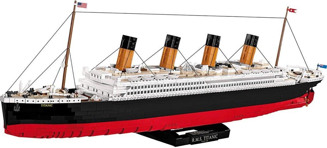 Titanic von Cobi