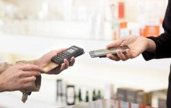 Mobile Payment mit einem Kartenleser von Concardis
