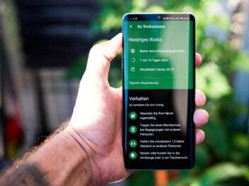 Corona-App: Kritiker werden diese Zahlen hassen