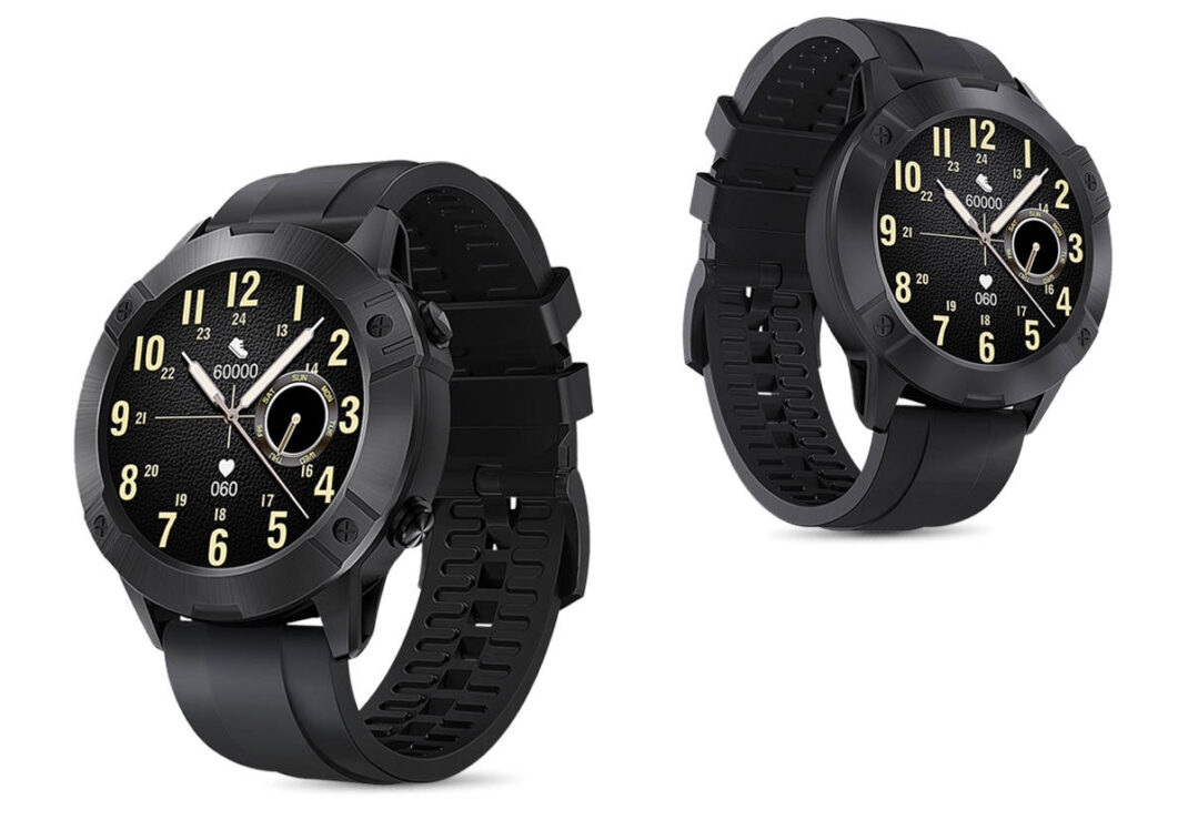Cubot N1 Smartwatch Front