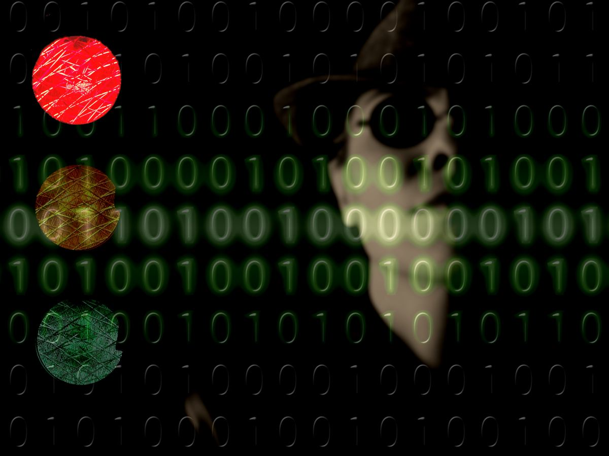 Cybercrime Symbolbild