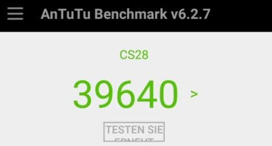 Cyrus CS28 Hipster Benchmark-Test