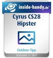 Cyrus CS28 Hipster Outdoor-Tipp