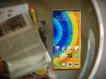 Huawei-Smartphone mit 5G