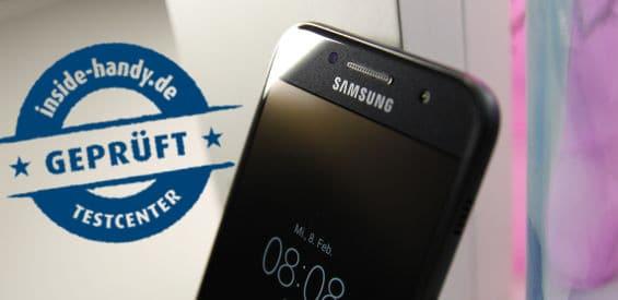Das Samsung Galaxy A3 (2017) im Test