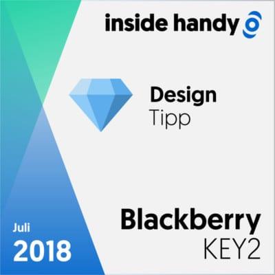 Design-Siegel Blackberry KEY2