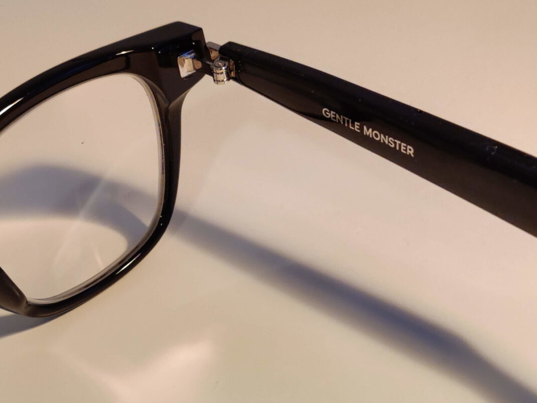 Detail der Huawei Gentle Monster Eyewear II