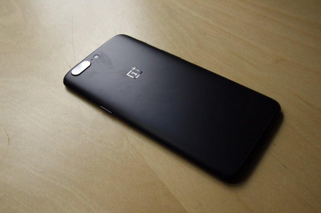Details des OnePlus 5 im Test: