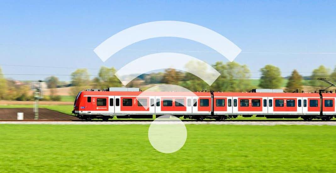Deutsche Bahn Gratis-WLAN