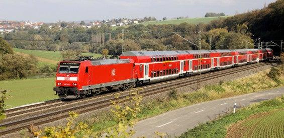 Regional-Express der Deutschen Bahn
