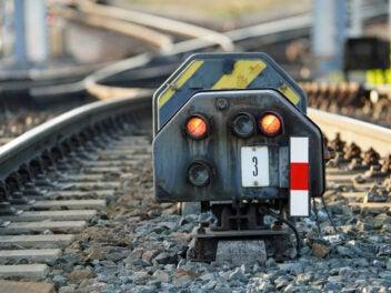 Deutsche Bahn Signal