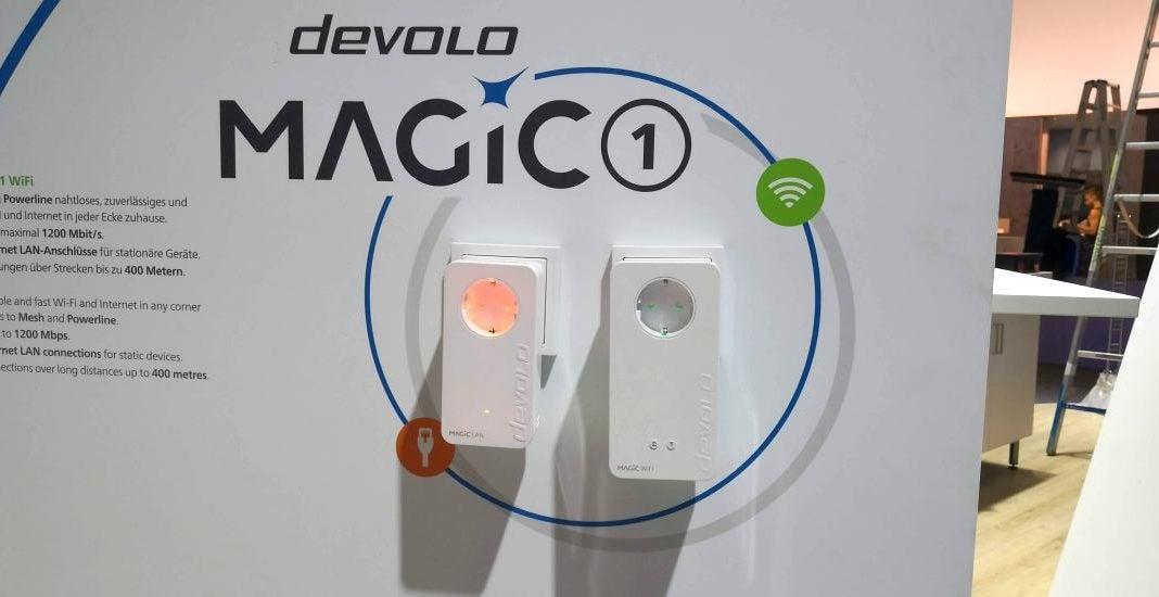 Neue Powerline-Generation von devolo auf der IFA