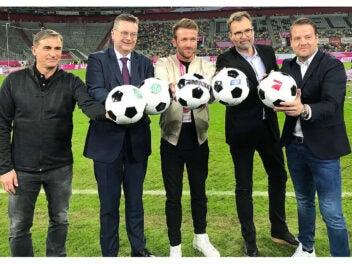 U21-Nationalmannschaft live bei ProSieben und ProSieben Maxx