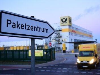 DHL Paketzentrum Rüdersdorf