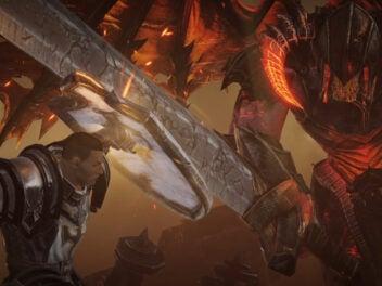 Diablo fürs Handy: Kämpfer gegen Monster