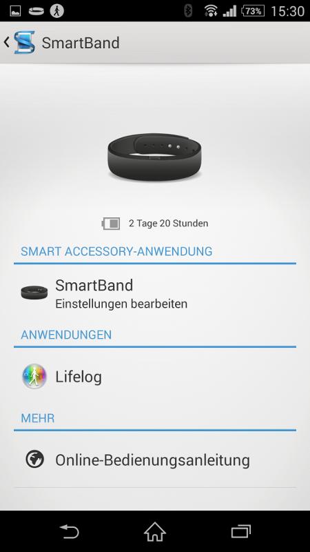 Die App Lifelog