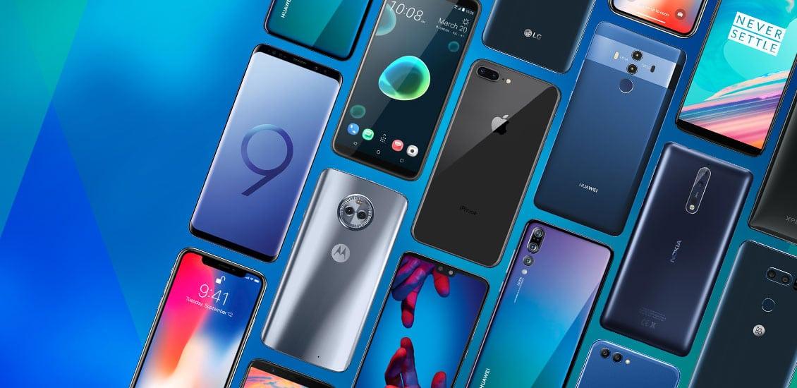 Die besten Handys am Markt