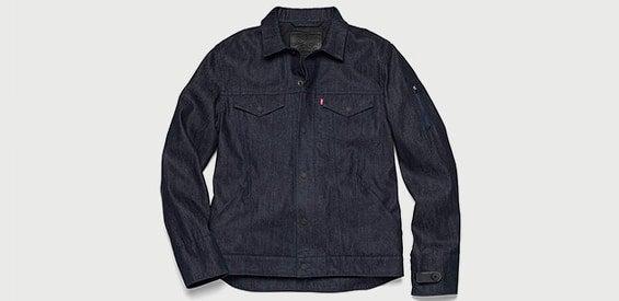 Die neue Jacke von Google und Levi's kommt Anfang 2017