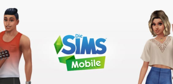 Die Sims Mobile Spiel Electronic Arts
