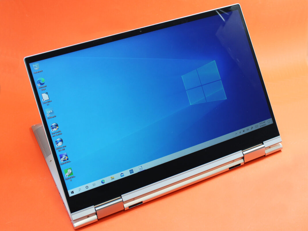 Display des Dell Inspiron 15 7000 2in1