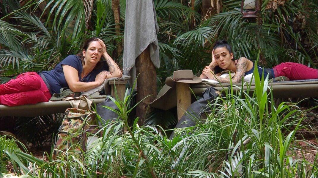 Dschungelcamp Tag 2 Danni Danni Danni Und 11 Minuten
