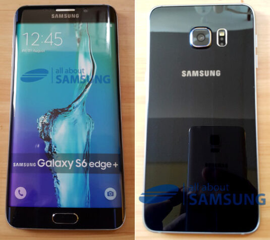 Dummy vom Samsung Galaxy S6 edge+