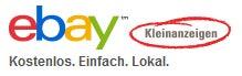 Ebay Kleinanzeige