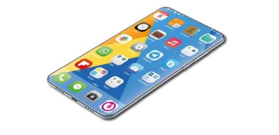 eelo Randlos-Smartphone Konzept
