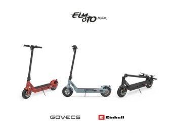 Elmoto Kick: Elektroroller