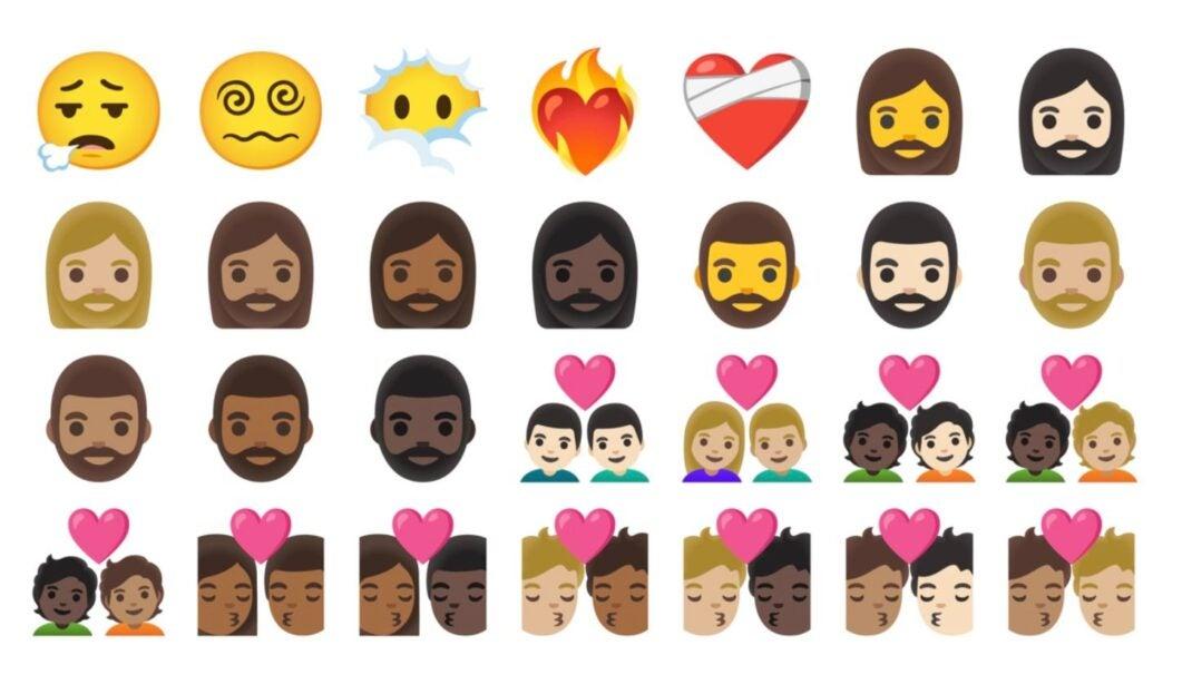 Die neuen Emojis im Überblick