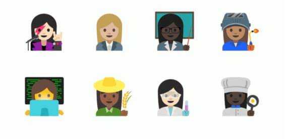 Emoji Android 7.1