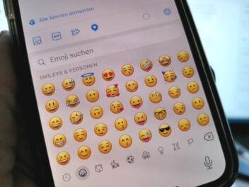2021 kommen neue Emojis