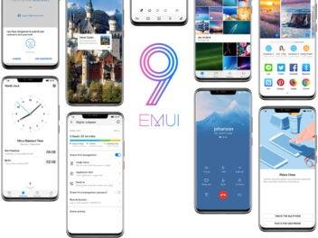 Huawei EMUI 9