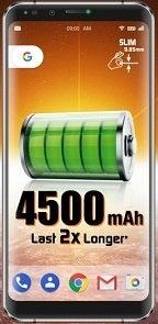 Energizer Powermax P600S Datenblatt - Foto des Energizer Powermax P600S