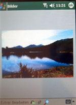 E-Plus PDA 3 (Qtek 9090): Bilder