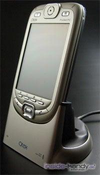 E-Plus PDA 3 (Qtek 9090): Docking Station