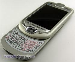 E-Plus PDA 3 (Qtek 9090): geöffnet