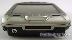 E-Plus PDA 3 (Qtek 9090): Oberseite