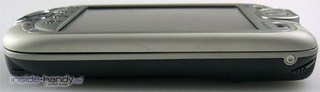 E-Plus PDA 3 (Qtek 9090): Seitenansicht geschlossen