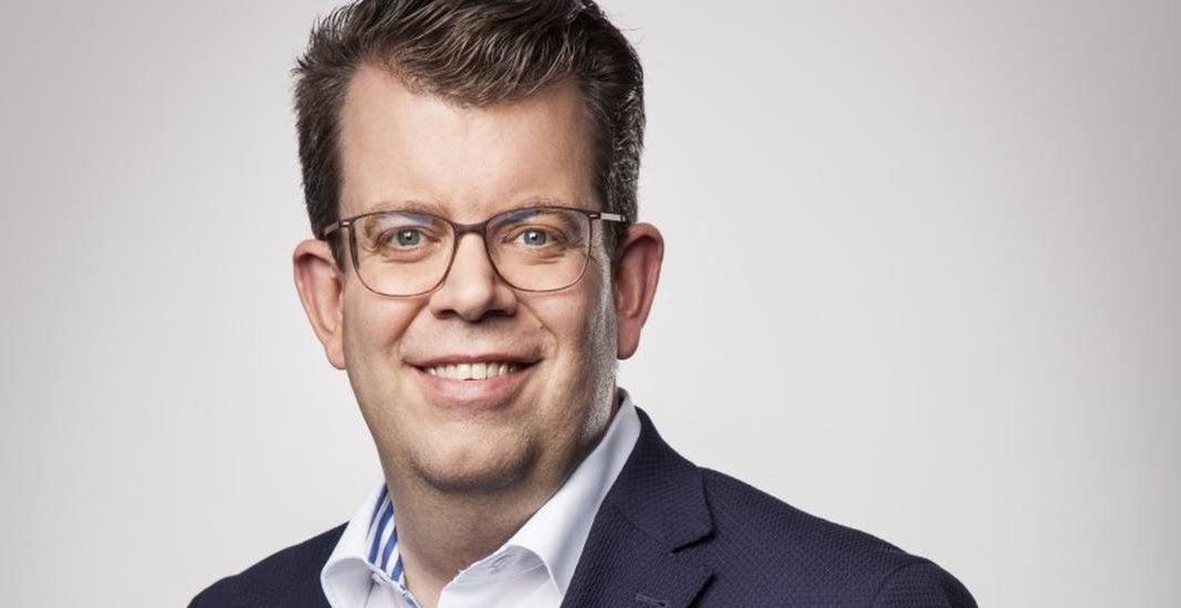 Eric Matthes, Europa-Chef von HTC