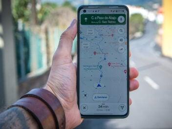 Erstaunlich: Das würde uns ohne Google Maps passieren