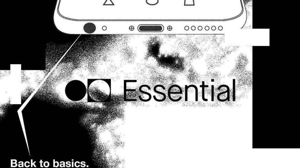 Essential Phone 2: Skizze zeigt Kopfhöreranschluss
