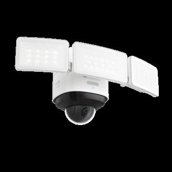 Die dreh und schwenkbare Floodlight Cam 2 Pro