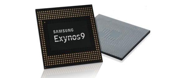 Der Exynos-8895-Prozessor